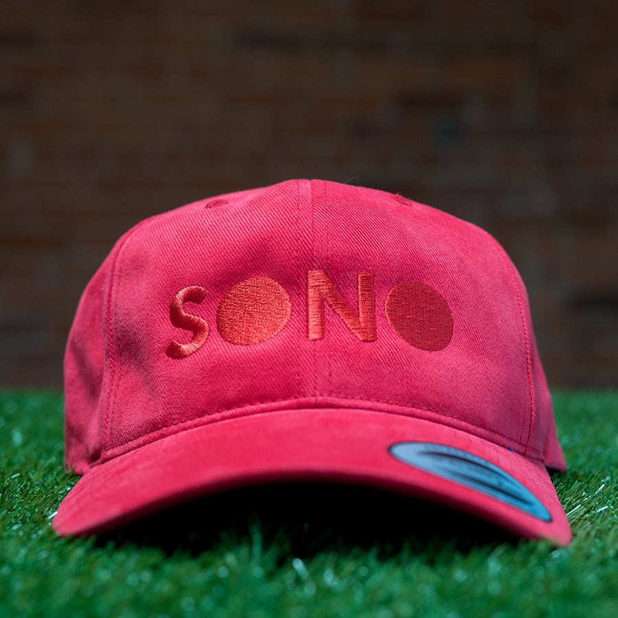 Image of SONO Red/Red
