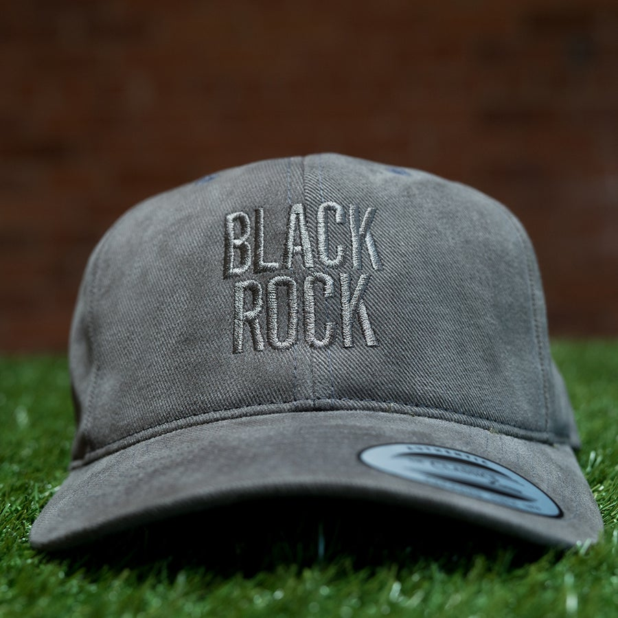 Image of Black Rock Grey/Grey with 06605 back