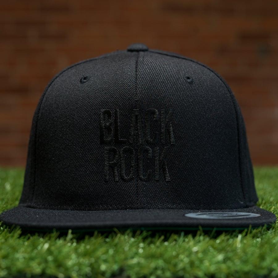 Image of Black Rock Black/Black with Grey 06605