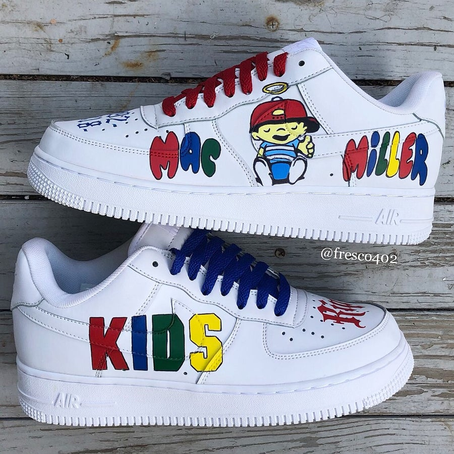 Details about nike air force ones rick and morty custom