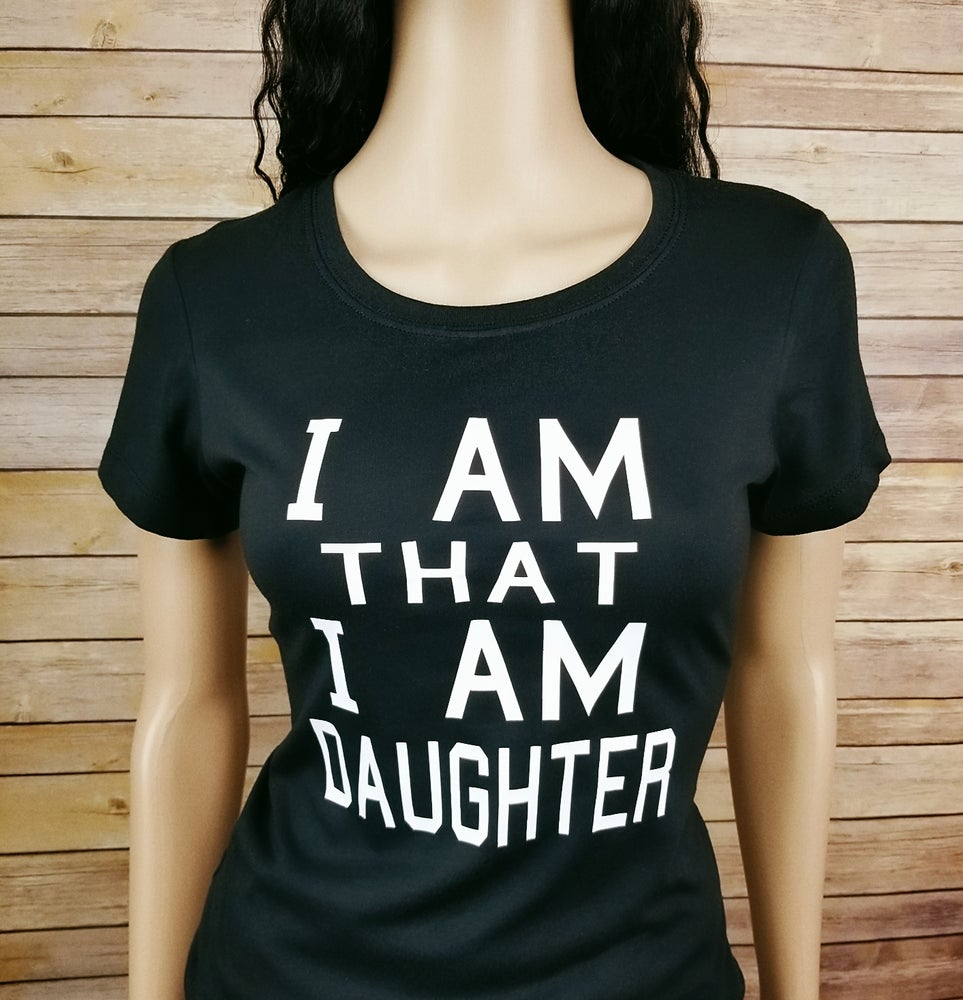Image of I am Daughter