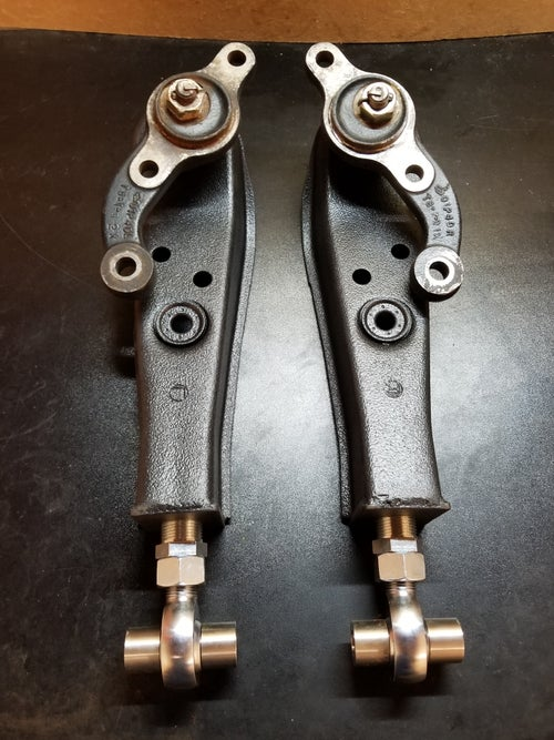 Image of Z31 adjustable front lower control arms