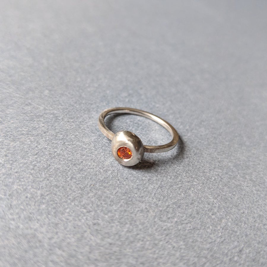 Image of Minim ring - Orange