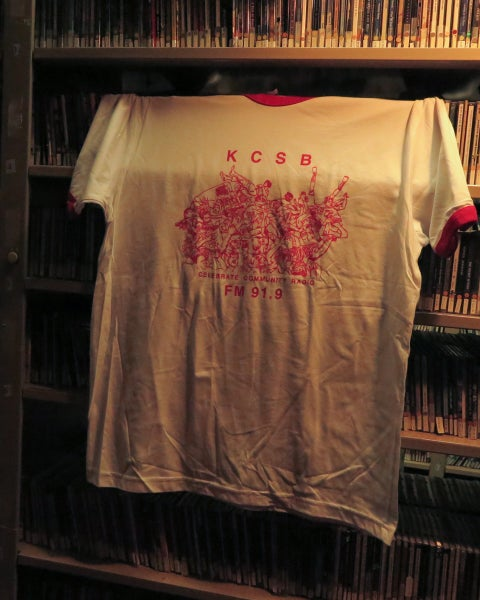 Image of KCSB-FM Mosh Tee (S/S)