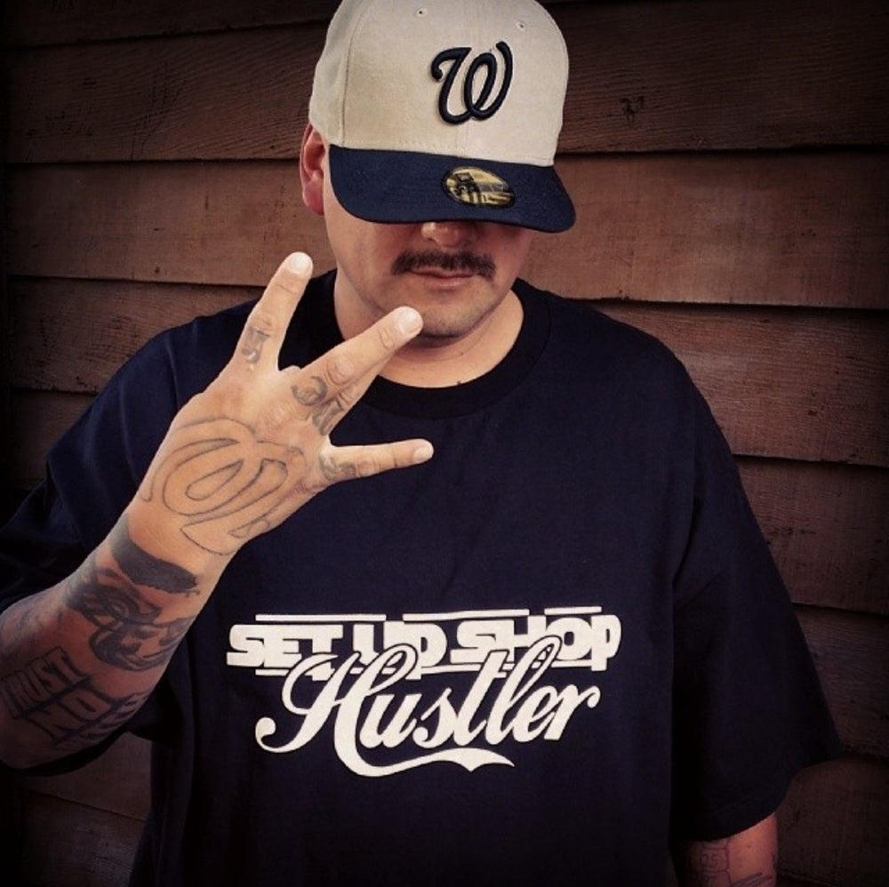 Image of Set Up Shop Hustler T-Shirt
