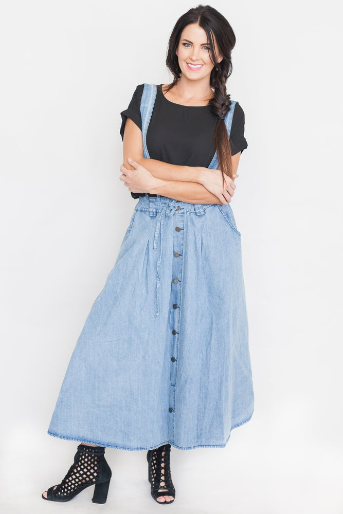 Image of Hadley Overall the rest Skirt