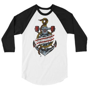 Image of Shipyard Skates ANCHORS AWAY Ragland Tee