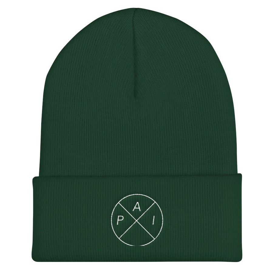 Image of Forest Green Beanie