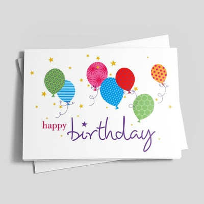 Image of Birthday Card