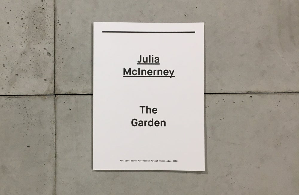 Image of Julia McInerney: The Garden