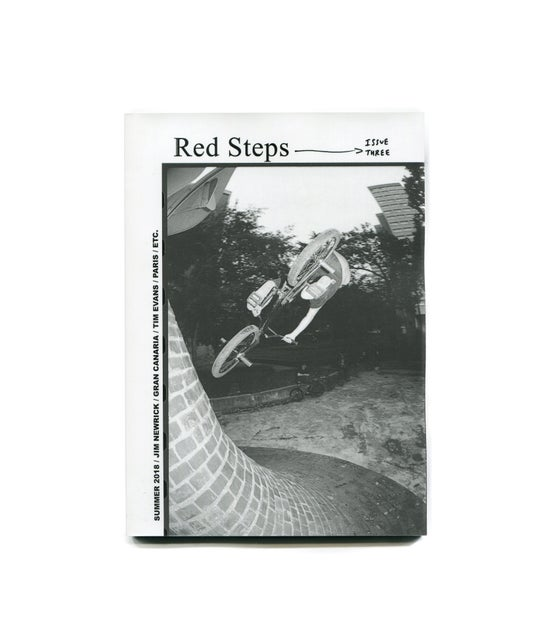 Image of Red Steps Issue 3