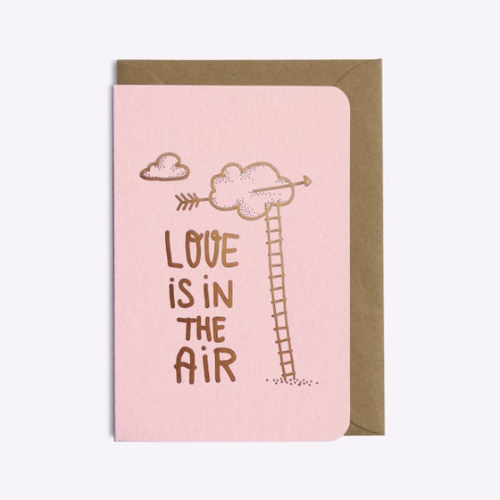"Image of CARTE ""LOVE CLOUDS"""