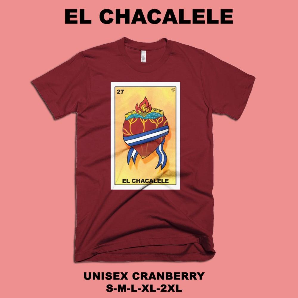 Image of Lotería Salvadoreña - 027 EL CHACALELE
