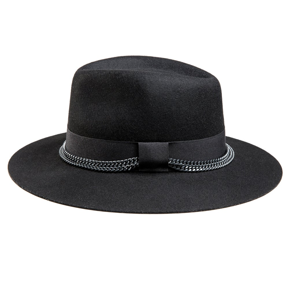 Image of BLACK or GREY FEDORA JALISCO