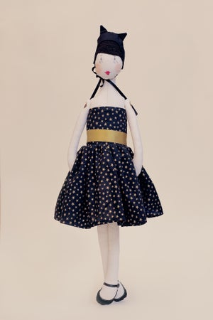 Image of Rosa cat doll