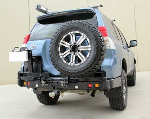Image of GX460/Prado 150 Rear Bumper