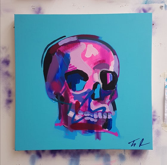 Image of Tim Fowler: skull 3