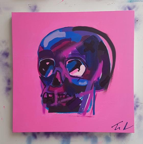 Image of Tim fowler: skull 4