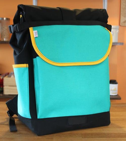 Image of Fully Custom 46L Rolltop Backpack