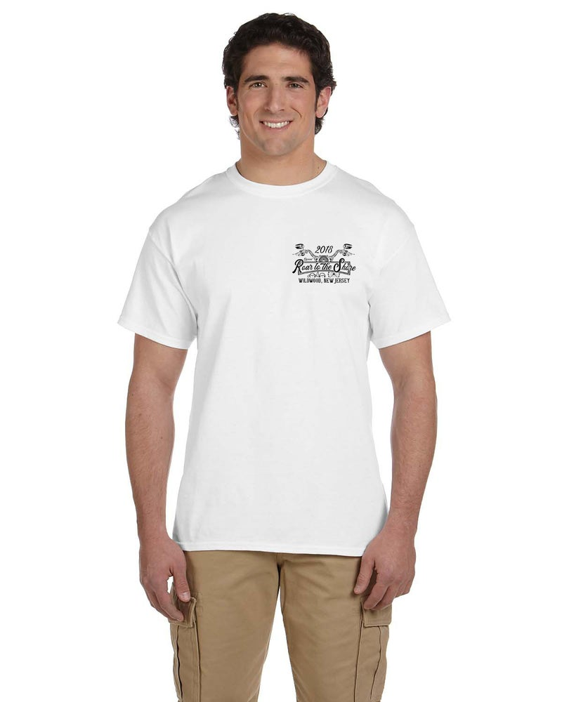Image of 2018 White T-Shirt