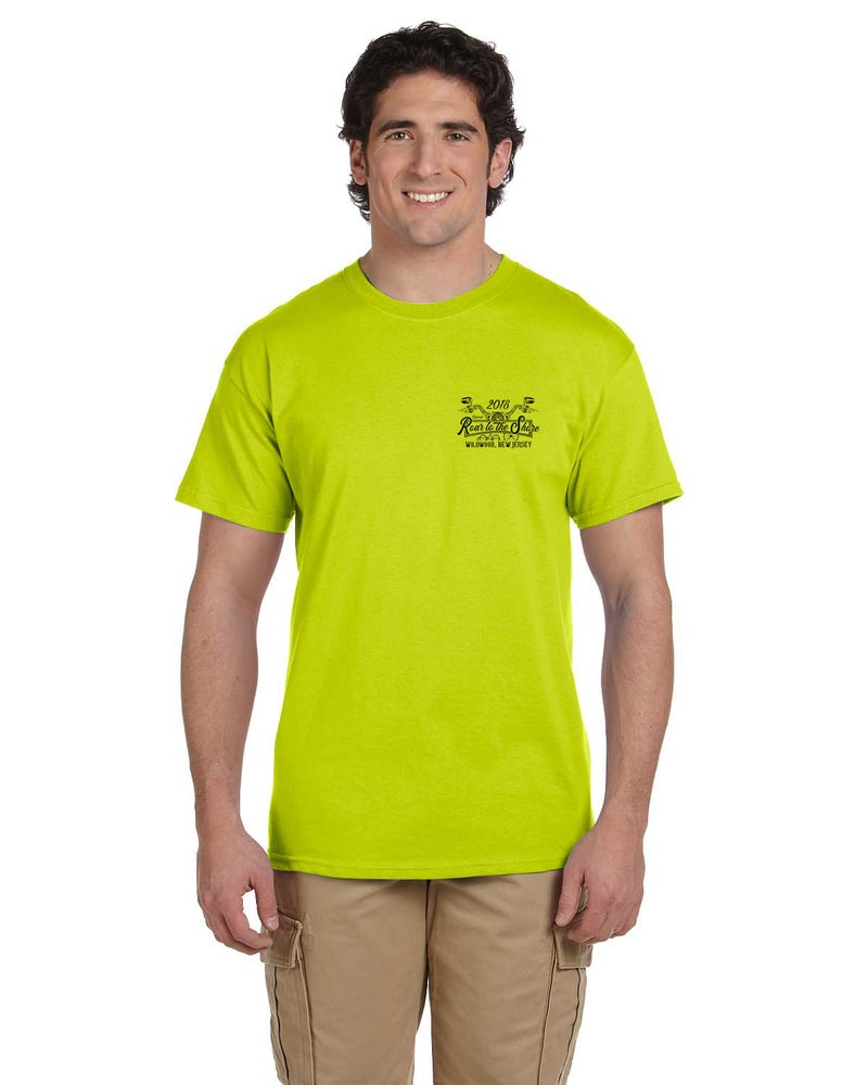Image of 2018 Safety Green T-Shirt