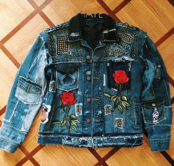 Image of Rose jacket