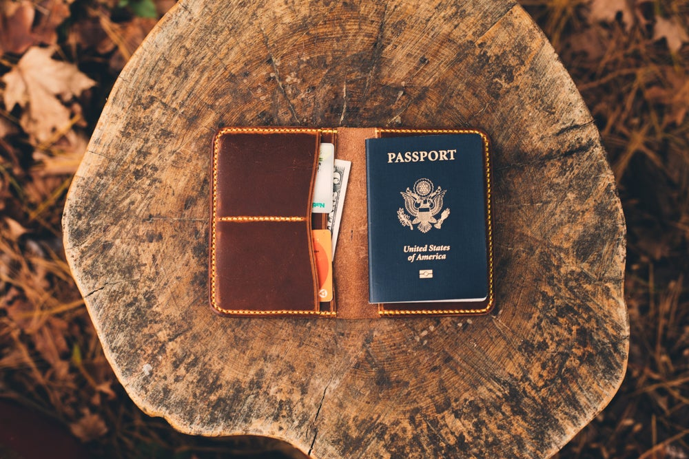 Image of Dublin | Excursion Passport Wallet