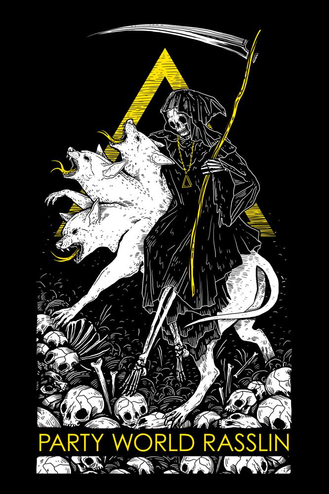 Image of NecroSlam T-Shirt (Back order)