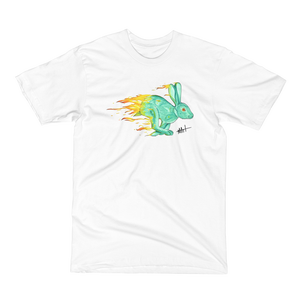 Image of Fire Rabbit T-shirt (youth)