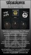 WAR//PLAGUE 3 CD Discography + more