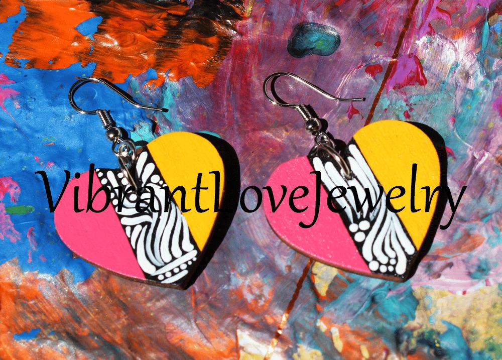 "Image of ""Heartfull"" Mini Earrings"