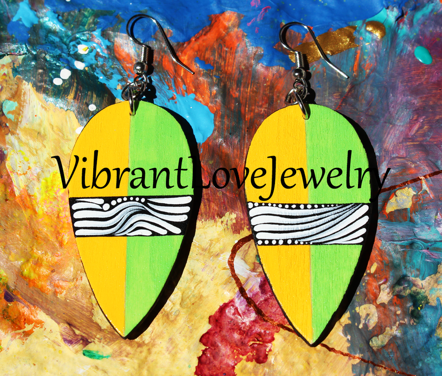 "Image of ""Sweet Tart"" Earrings!"