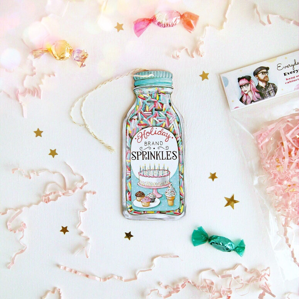 Image of Sprinkles Everyday Ornament