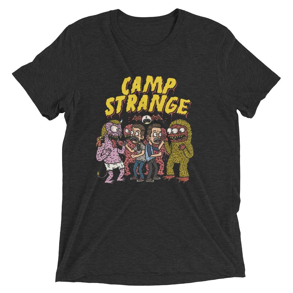 Image of CAMP STRANGE LOGO TSHIRT
