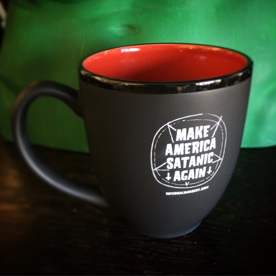 Image of Make America Satanic Again Mug