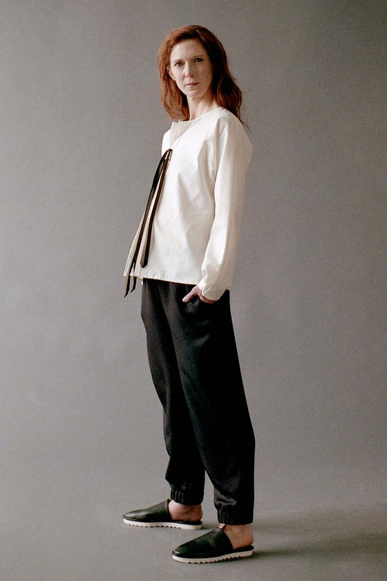 Image of Mabel Silk Joggers