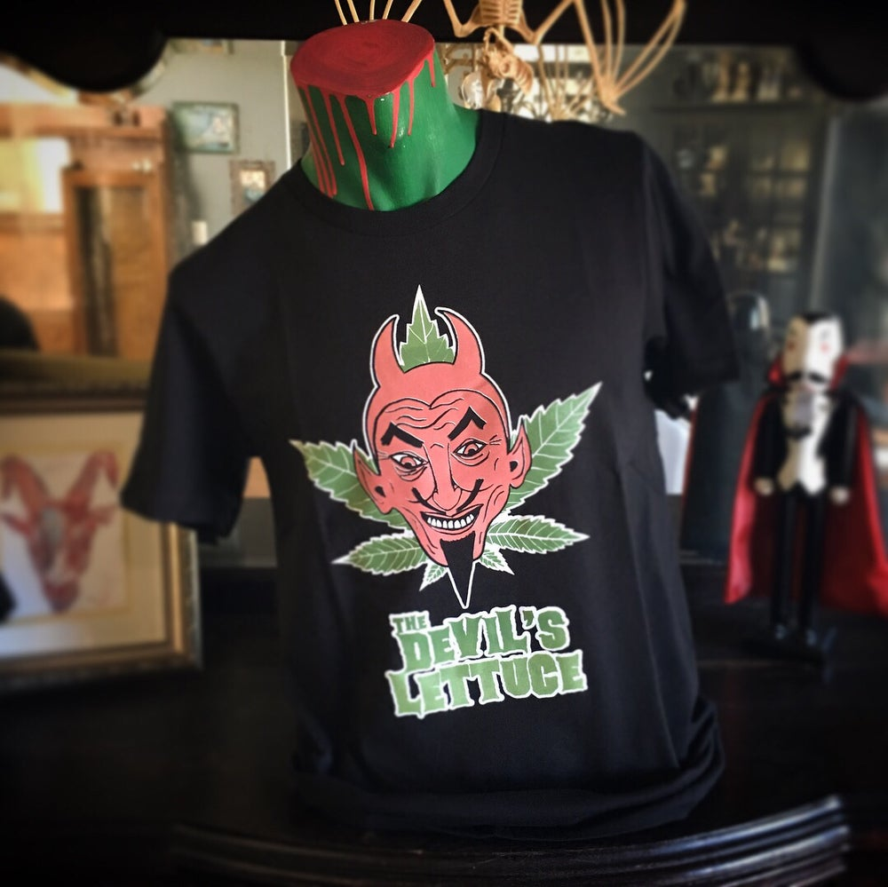 Image of The Devil's Lettuce Tee