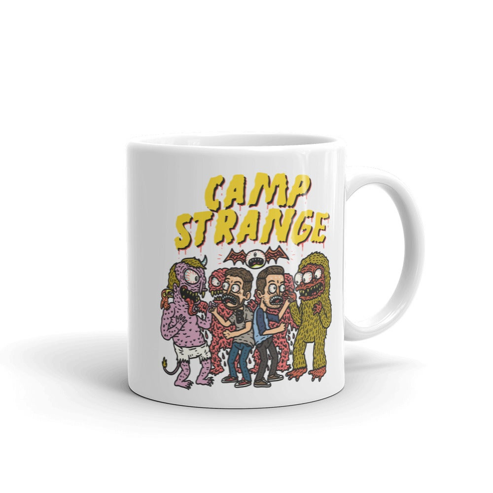 Image of CAMP STRANGE MUG