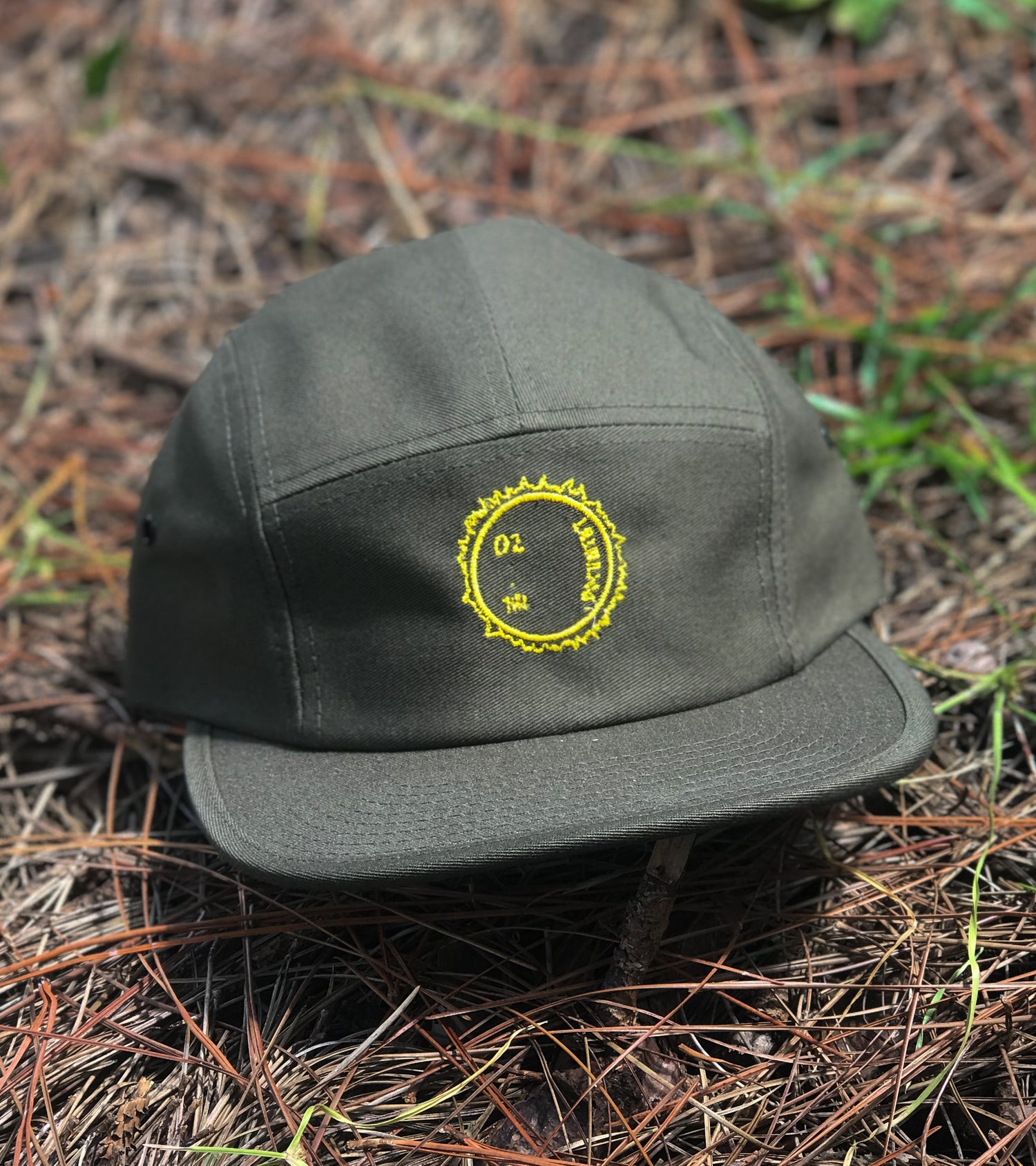 Image of volume 02 sun cap