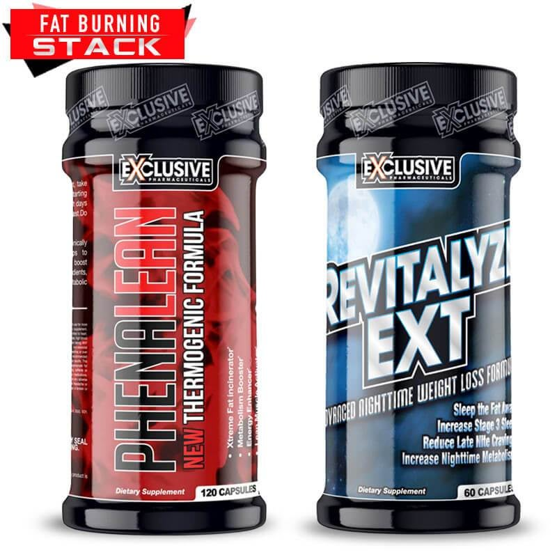 Image of 24 hour fat burning stack