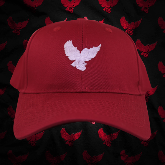 Image of Red/Black Birdies Dad Hat