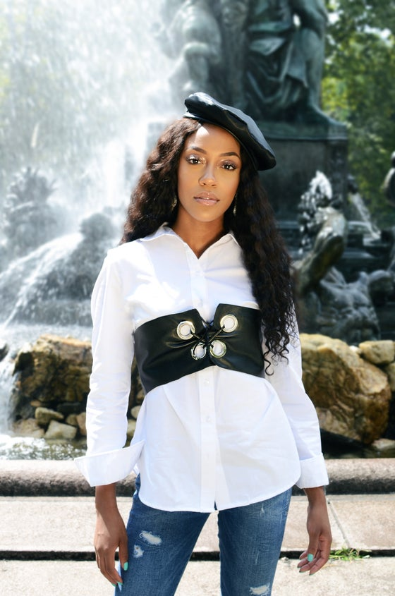 Image of Rebelle Corset Top