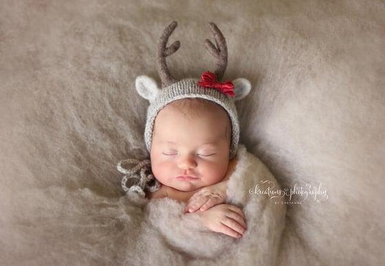 Image of *Preorder* Reindeer Bonnet