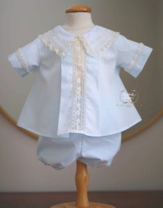 Image of Palmer Heirloom Bloomer Set & Bubble
