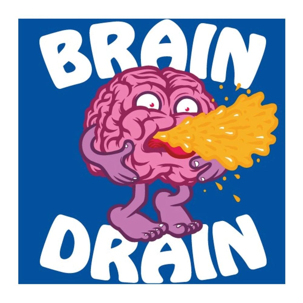 Image of BRAIN DRAIN DVD