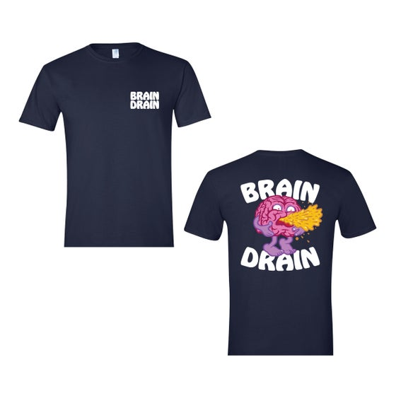 Image of BRAIN DRAIN T Shirt