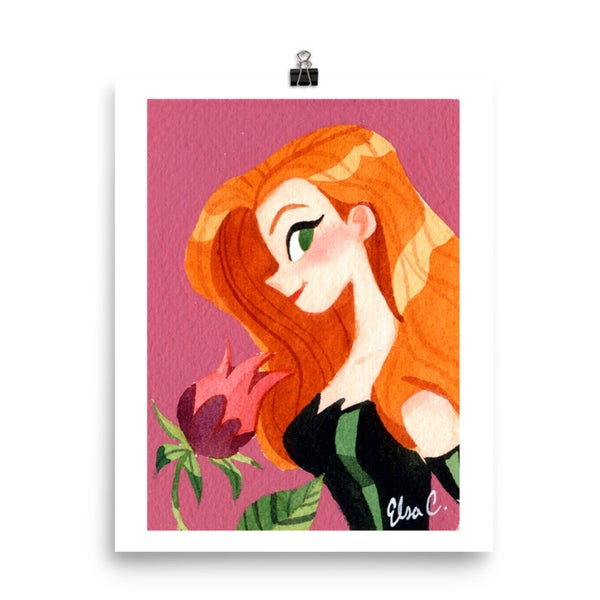Image of Ivy 1 Print
