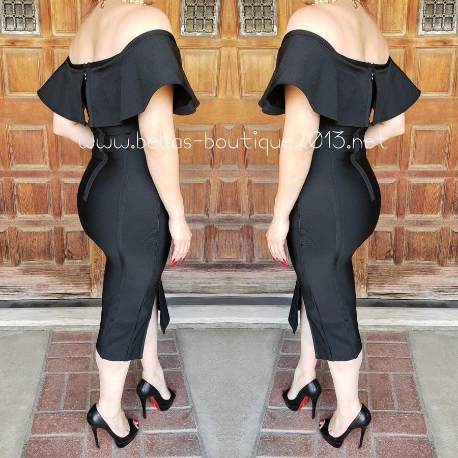 Image of Paris Bandage Dress