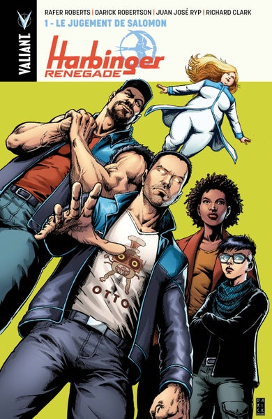 Image of Harbinger Renegade Tome 1 : le jugement de Salomon