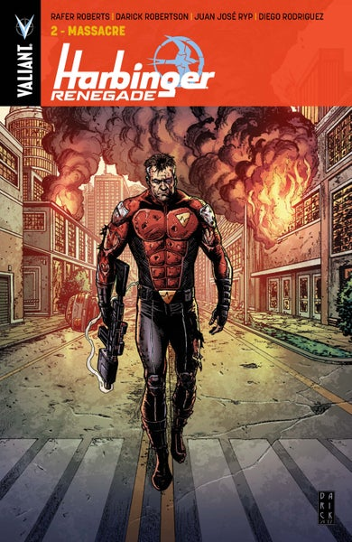Image of Harbinger Renegade Tome 2 : Massacre